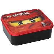 LEGO Ninjago Box for Snack - Red - Snack box