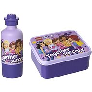LEGO Friends Snack Box Lavender - Snack box