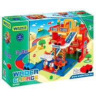 Wader - Garage 3 floors with 3m track - Building Kit