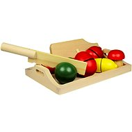 Wooden Food - Fruits and Vegetables - Play Set