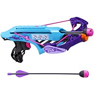 Nerf Rebelle - Crossbow with whistling arrows - Toy Gun