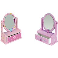 YUPEE GIRL Jewelry Box with Drawers - Play Set