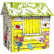 Cardboard house - Farm - Kids' Playhouse