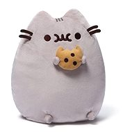 Pusheen - Cat with biscuit - Plush Toy