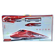 Train Bullet Train with accessories - Train