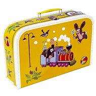 Child's briefcase - Little girl and mouse - Kids' Briefcase