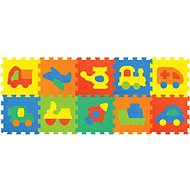Foam puzzle - Means of Transport - Play Mat