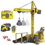 RC car tipper + crane - RC Model