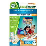 Interactive Book - Discovering the Human Body - Interactive Toy