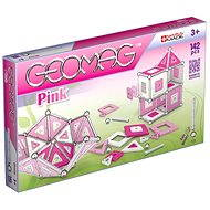 Geomag - Panel Pro Girl 142 pieces - Magnetic Building Set