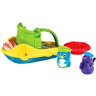 Munchkin – Boat with animals - Water Toy