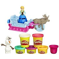 Play-Doh - Ice kingdom and adventure on the sleigh - Creative Kit