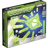 Geomag - Color Glow 30 pieces - Magnetic Building Set