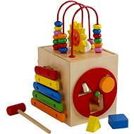 Active motor Cube - Sunshine - Didactic Toy