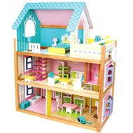 Wooden Doll House - Residence - Doll Accessory