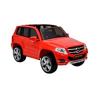 Children's Mercedes Benz GLK Class - Red - Electric Vehicle