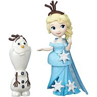 Ice Kingdom - Little doll with friend Elsa and Olaf - Doll
