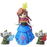 Ice Kingdom - Little Doll with Anna and Rock Trolls - Doll
