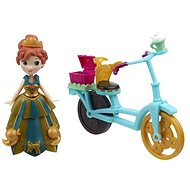Ice Kingdom - Little Anna doll with accessories - Doll