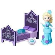 Ice Kingdom - Little Rise and Elsa Doll with Bed - Doll