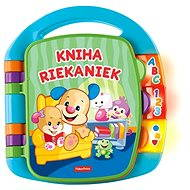 Fisher-Price - We learn rhykes SK - Didactic Toy