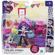 My Little Pony Equestria Girls - Little Twilight Sparkle with accessories - Doll