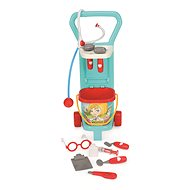 Wader - Trolley with Accessories Doctor - Play Set