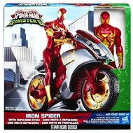 Marvel - Iron Spider with the vehicle - Figure