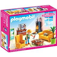 PLAYMOBIL® 5308 Living Room with Fireplace - Building Kit