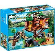 PLAYMOBIL 5557 Adventure Tree House - Building Kit