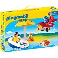 PLAYMOBIL 1.2.3 6050 Fun in the Sun - Building Kit