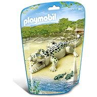 Playmobil 6644 Crocodile with cubs - Building Kit