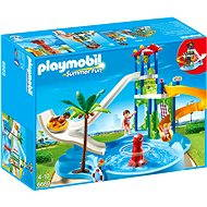 Playmobil 6669 Water Park with Slides - Building Kit