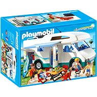 PLAYMOBIL 6671 Summer Camper - Building Kit