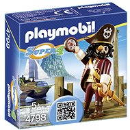 PLAYMOBIL® 4798 Sharkbeard - Building Kit