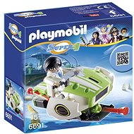 PLAYMOBIL® 6691 Skyjet - Building Kit