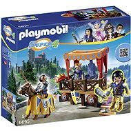 PLAYMOBIL® 6695 Royal Tribune with Alex - Building Kit