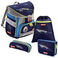 Step by Step Light - Space Pirate - School Bag