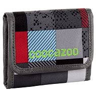 CoDoZoo CashDash Checkmate Blue Red - Wallet