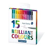 """Linery """"Triplus 336"""" set of 15 colours - Stationery Set"""