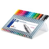 """Linery """"Triplus 336"""" box 20 colours - Stationery Set"""