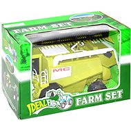 Combine harvester with tool - Toy Vehicle