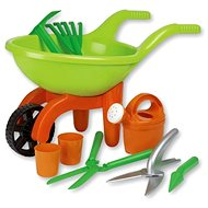 Large wheel with garden accessories - Play Set