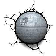 Star Wars Death Star 3D Light - Lighting for children's rooms