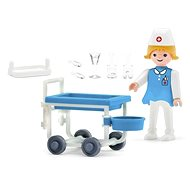 IGRACEK - Health care clinic with accessories - Play Set
