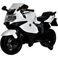 Electric motorbike BMW K1300 White - Electric Vehicle