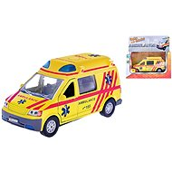 Ambulance with light - Toy Vehicle