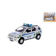 The police are lights - Toy Vehicle