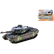 Tank with light - Toy Vehicle