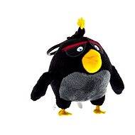 Angry Birds with Pendant - Bomb - Plush Toy